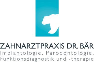Zahnarztpraxis Herr Dr. Christian Bär - Logo
